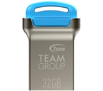 Фото USB флешки Team C161 Blue 32GB USB 2.0 - TC16132GL01