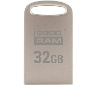Фото USB флешки Goodram POINT Silver 32GB USB 3.0 - UPO3-0320S0R11