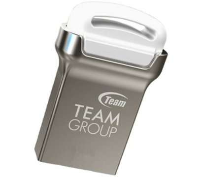 Фото USB флешки Team C161 White 8GB USB 2.0 - TC1618GW01