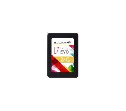 Фото  SSD Team L7 EVO 240GB 2.5 SATA III TLC — T253L7240GTC101