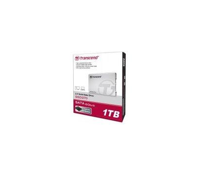 Фото  SSD Transcend SSD370 Premium 1TB 2.5 SATA III MLC — TS1TSSD370S