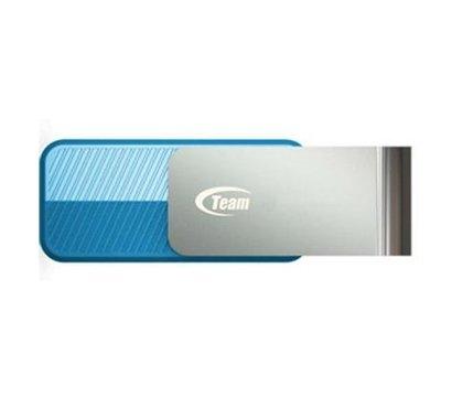 Фото USB флешки Team C142 Blue 16GB USB 2.0 - TC14216GL01