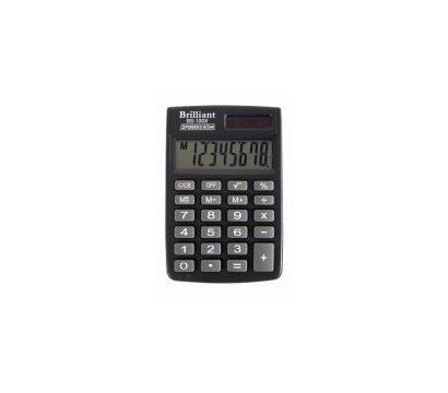 Фото калькулятора Brilliant BS-100 X