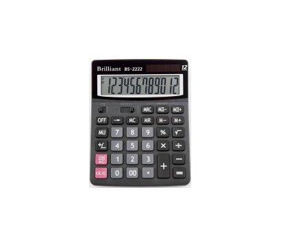 Фото калькулятора Brilliant BS-2222