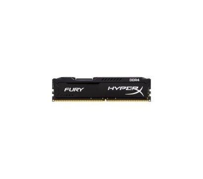 Фото модуля памяти Kingston HyperX Fury Black DDR4 4096Mb 2400Mhz — HX424C15FB/4