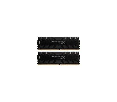 Фото модуля памяти Kingston HyperX Predator Black DDR4 2x4096Mb 3200Mhz — HX432C16PB3K2/8