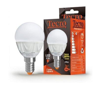 Фото светодиодной LED лампы Tecro PRO-G45-5W-3K-E14