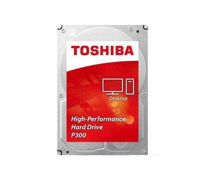 Фото №1 жесткого диска Toshiba 1TB 7200rpm 64MB Buffer 3.5 SATA III — HDWD110UZSVA