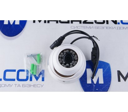 Фото №1 видеокамеры Green Vision GV-051-GHD-G-DIA20-20 1080Р