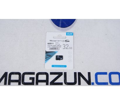 Фото №2 карты памяти Team MicroSDHC 32GB Class 10 — TUSDH32GCL1002