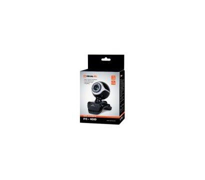 Фото №1 товара Веб-камера REAL-EL FC-100 Web — EL123300001