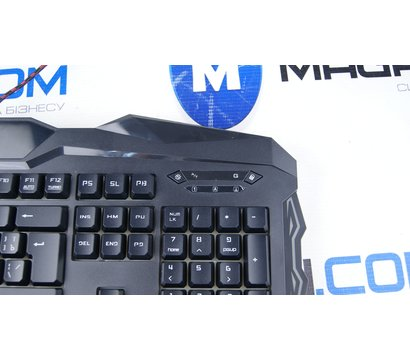 Фото №3 комплекта мышь+клавиатура A4Tech B2100 Bloody USB Black