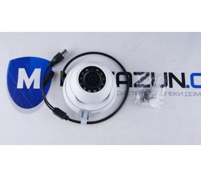 Фото №1 видеокамеры Dahua DH-HAC-HDW1220MP-S3 (2.8 мм)