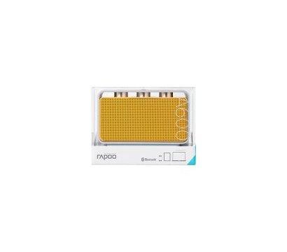Фотографія 3 аудио техники Акустическая система Rapoo A600 2.0 Bluetooth 4.0 Yellow