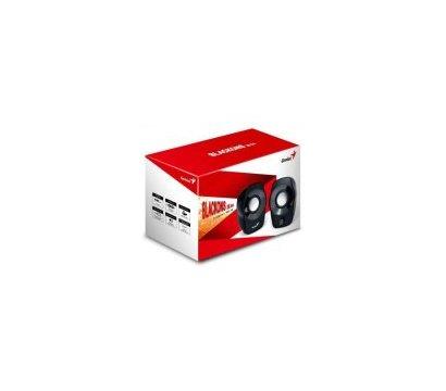 Фотография 3 аудио техники Акустическая система Genius 2.0 SP-J120 Black — 31731065100