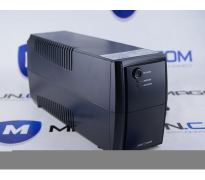 Фото №1 ИБП LogicPower LPM-625VA-P