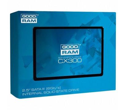 Фото №4  SSD GoodRAM CX300 120GB 2.5 SATA III TLC — SSDPR-CX300-120