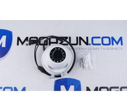 Фото №1 видеокамеры Dahua DH-HAC-HDW1400MP (2.8 мм)