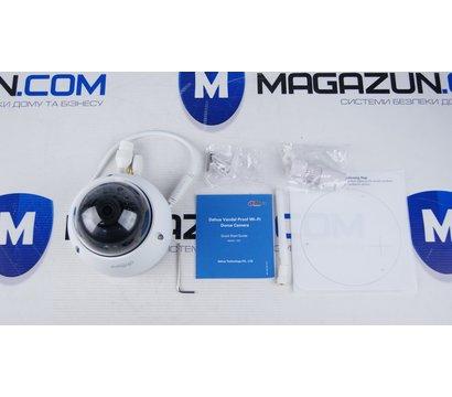 Фото №1 IP відеокамери Dahua DH-IPC-HDBW1320E-W (2.8 мм)