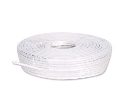 Фото коаксиального кабеля EuroSat 3C-2V/32%/CCS+AL-MG/100м