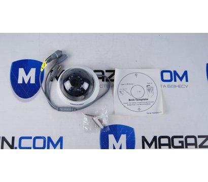 Фото №1 видеокамеры HikVision DS-2CE56C0T-IRMMF (2.8 мм)