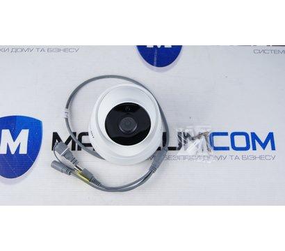 Фото №1 видеокамеры HikVision DS-2CE56D0T-IT3F (2.8 мм)
