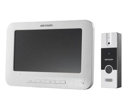Фото домофонного комплекта HikVision DS-KIS202