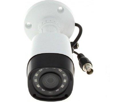 Фото №1 видеокамеры Dahua DH-HAC-HFW1000RP-S3 (2.8 мм)