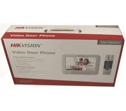 Фото №1 домофонного комплекта HikVision DS-KIS202