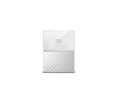 Фото жесткого диска Western Digital My Passport 2TB 5400rpm 2.5 USB 3.0 External White — WDBYFT0020BWT-WESN