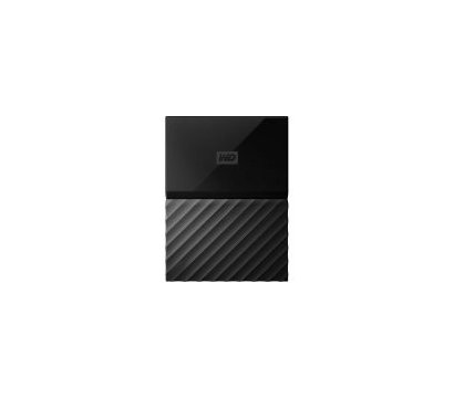 Фото жесткого диска Western Digital My Passport 3TB 5400rpm 2.5 USB 3.0 External Black — WDBYFT0030BBK-WESN