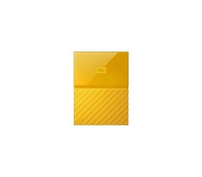 Фото жесткого диска Western Digital My Passport 3TB 5400rpm 2.5 USB3.0 External Yellow — WDBYFT0030BYL-WESN