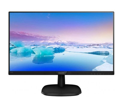Фото монитора Philips 243V7QSB/00 Black