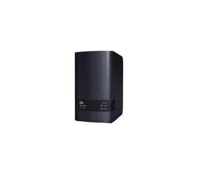 Фото сетевого накопителя (NAS) Western Digital My Cloud EX2 Ultra NAS 4TB 3.5 LAN/USB 3.0 — WDBVBZ0040JCH-EESN