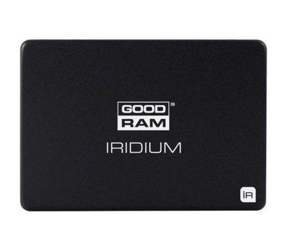 Фото  SSD GoodRAM Iridium 120Gb 2.5 SATA III MLC — IR-SSDPR-S25A-120