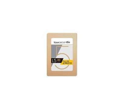 Фото  SSD Team L5 LITE 240GB SATA III 3D V-NAND TLC — T253TD240G3C101