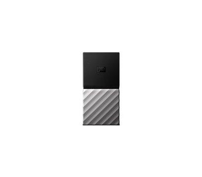 Фото  SSD Western Digital My Passport 256GB 2.5 USB 3.1 TLC — WDBK3E2560PSL-WESN