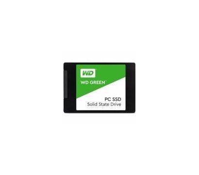 Фото  SSD Western Digital Green 120GB SATAIII TLC — WDS120G1G0A