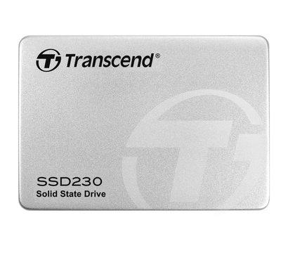 Фото  SSD Transcend Premium SSD230S 128GB 2.5 SATA III 3D V-NAND TLC — TS128GSSD230S