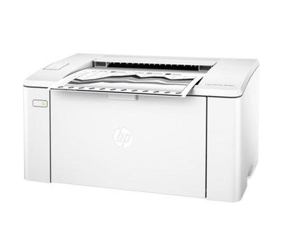 Фото оргтехники HP LaserJet Pro M102w — G3Q35A