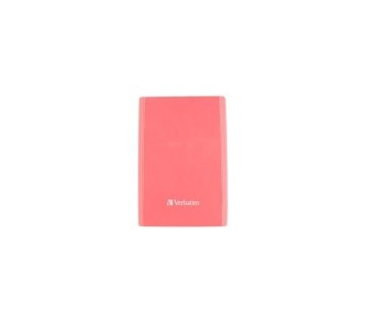 Фото жесткого диска Verbatim Store n Go 500Gb 5400rpm 2.5 USB 3.0 External Pink — 53170