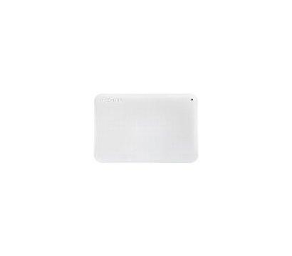 Фото жесткого диска Toshiba Canvio Ready 500GB  2.5 USB 3.0 External White — HDTP205EW3AA