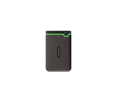 Фото жесткого диска Transcend StoreJet 25MC 1TB 5400rpm 2.5 USB 3.0 Type C External Black — TS1TSJ25MC