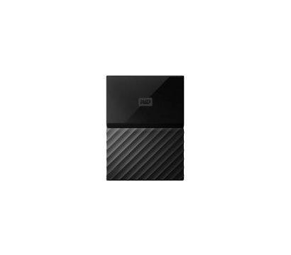 Фото жесткого диска Western Digital My Passport 1TB 5400rpm 2.5 USB 3.0 External Black — WDBYNN0010BBK-WESN