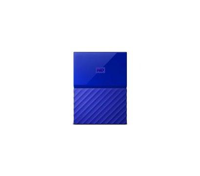 Фото жесткого диска Western Digital My Passport 2TB 5400rpm 2.5 USB 3.0 External Blue — WDBYFT0020BBL-WESN