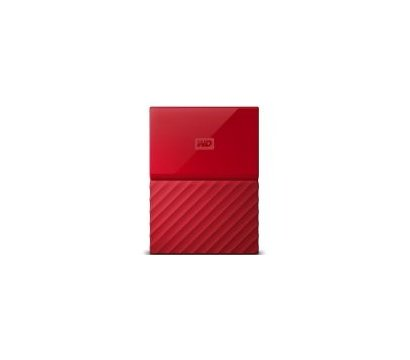 Фото жесткого диска Western Digital My Passport 2TB 5400rpm 2.5 USB 3.0 External Red — WDBYFT0020BRD-WESN