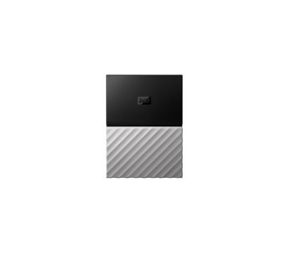 Фото жесткого диска Western Digital My Passport Ultra 2TB 2.5 USB 3.0 Black/Grey — WDBFKT0020BGY-WESN