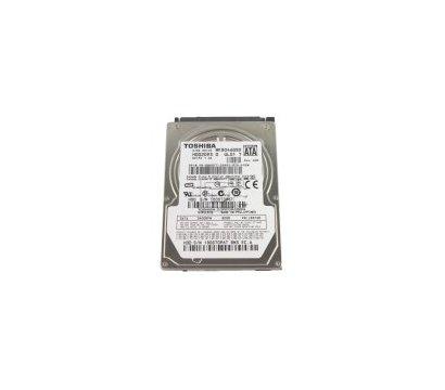 Фото жесткого диска Toshiba 80GB 5400rpm 8MB Buffer SATA II — MK8046GSX (восстановленный)
