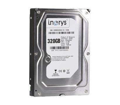 Фото жесткого диска i.norys 320GB 7200rpm 8MB 3.5 SATA — INO-IHDD0320S2-D1-7208
