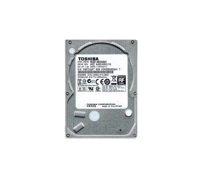 Фото жесткого диска Toshiba 500GB 5400rpm 8MB 2.5 SATA II — MQ01ABD050V (восстановленный)